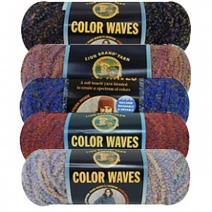 Lion Brand Color Waves